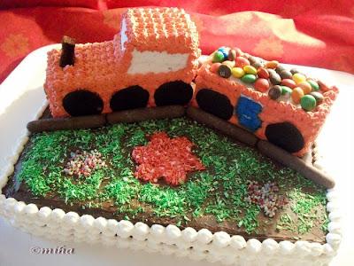 Tort Trenulet