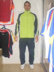 CONELI TRACKSUIT (**terms & condition)
