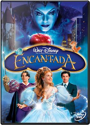 Filme Poster Encantada DVDRip Dublado