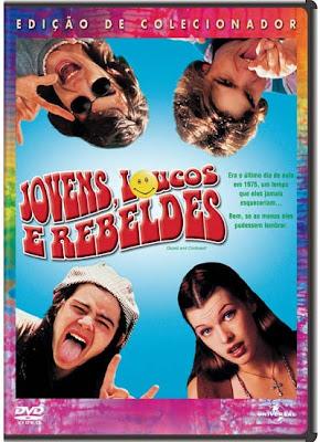 Jovens, Loucos e Rebeldes [1993] DVDRip XviD Dublado