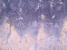 I graffiti dell'orrore...