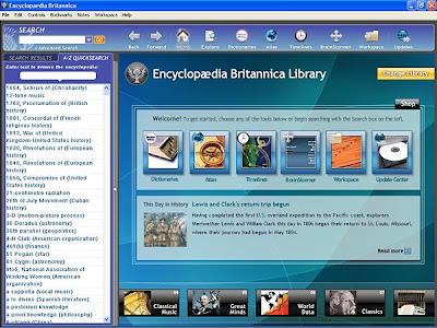 covers earth science, life science, and physical science in 16 volumes.