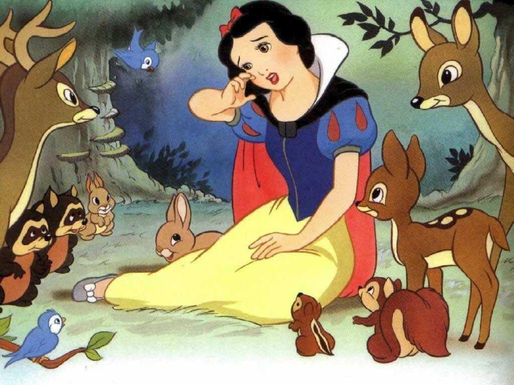 snow white Branca de Neve