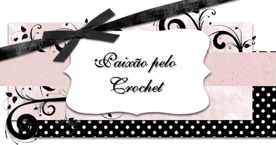 Paixão pelo Crochet