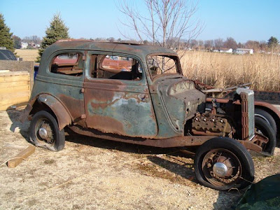 1934 Ford Project for Sale