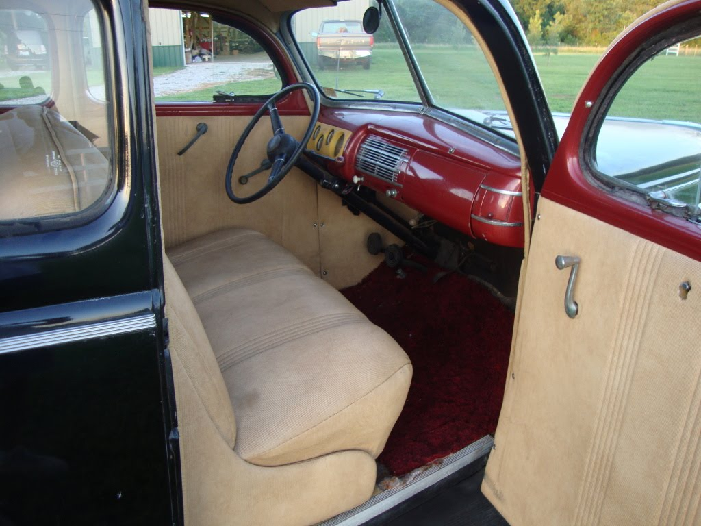 The Vintage Metal Blog: For Sale or Trade! 1940 Ford Coupe