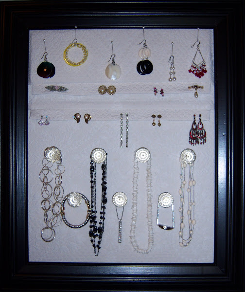 Jewelry Frame Display