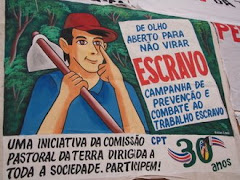 COMBATE AO TRABALHO ESCRAVO.