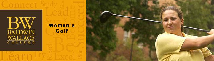 B-W Women's Golf