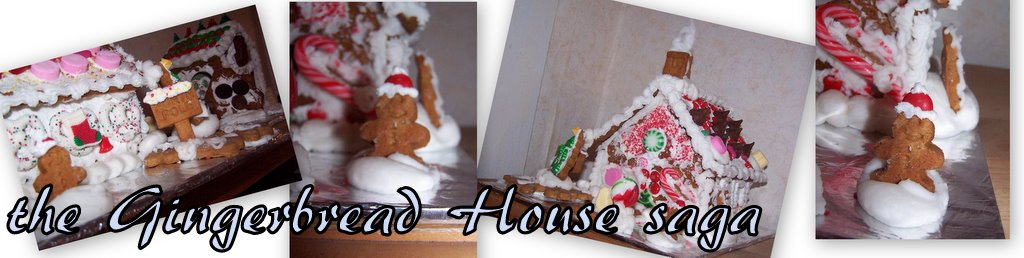 The Gingerbread House Saga