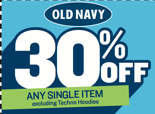 printable coupon old navy 30 off one item