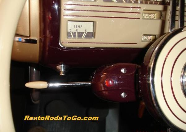 Hot Rod Turn Signals : Traditional hot rod turn signal custom installation