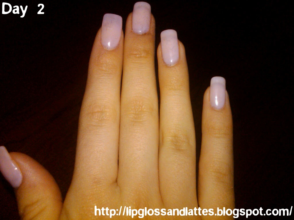 & Lattes: My Experience with the OPI Axxium Soak-Off Gel Manicure