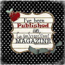 I've been Published in GingerScrapsStreet Magazine...January 2011 Premiere Issue