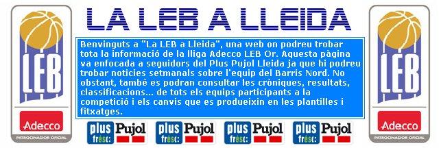 La LEB a Lleida