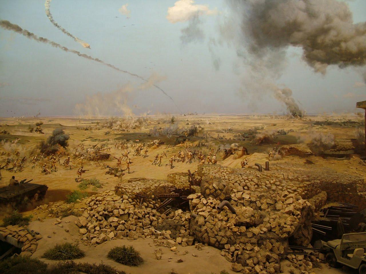 Panorama War In Love