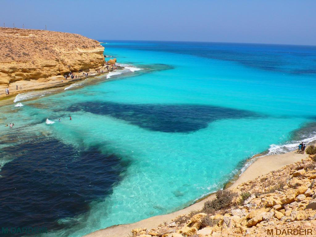 Marsa Matrouh Egypt  City new picture : From Egypt With Love: Agiba Beach Marsa Matrouh, Egypt