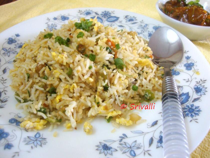 Ira yummy food egg fried rice recipe how to make egg fried rice ira yummy food egg fried rice recipe how to make egg fried rice step by step recipe weekend cooking ccuart Images