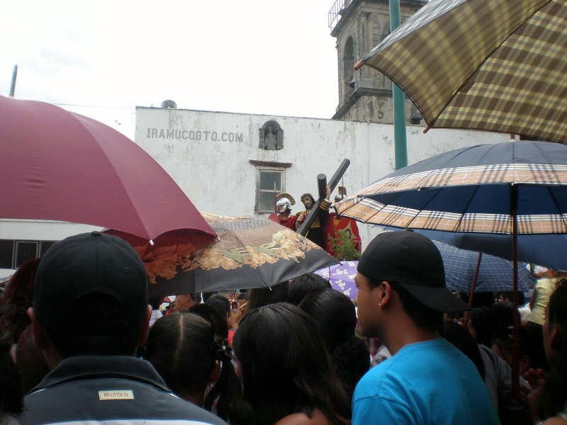Semana Santa en Iramuco