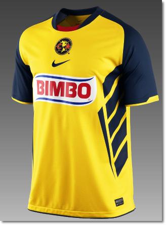 Playera del America 2010-2011
