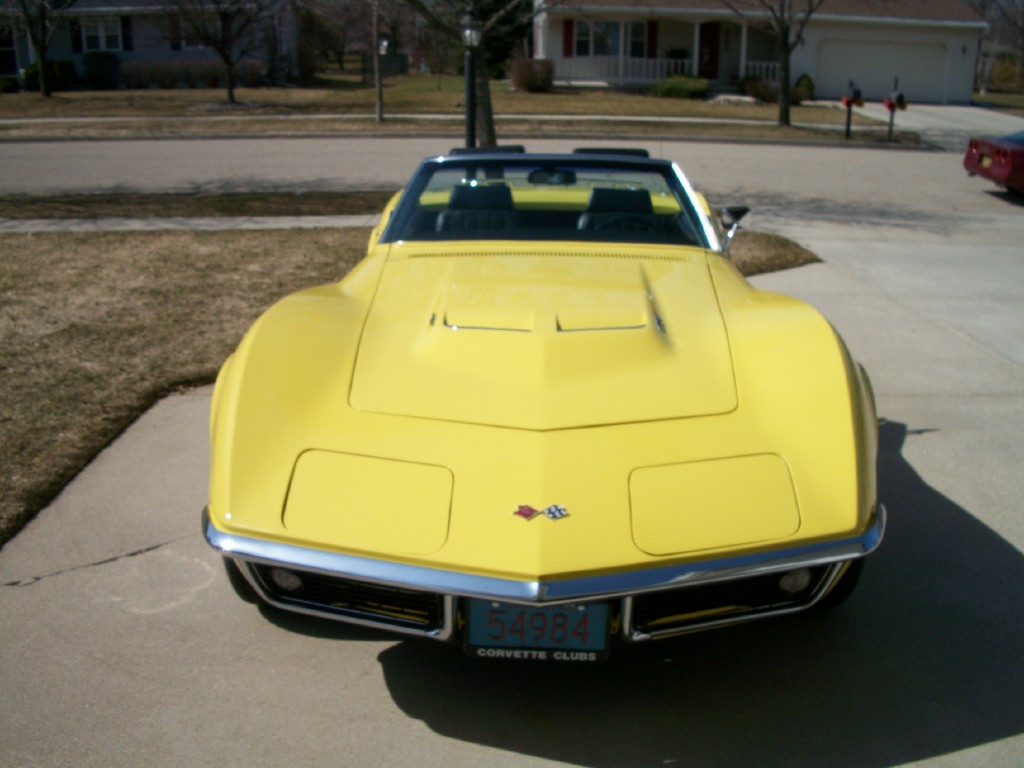 1969 Corvette Convertible 427
