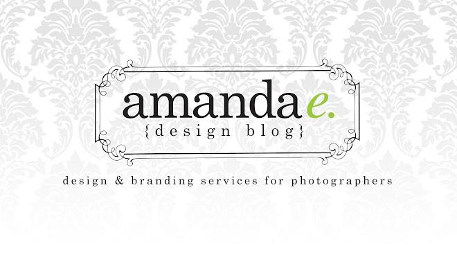 amanda e. design