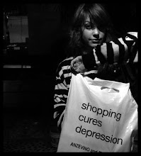 shopping cures depression