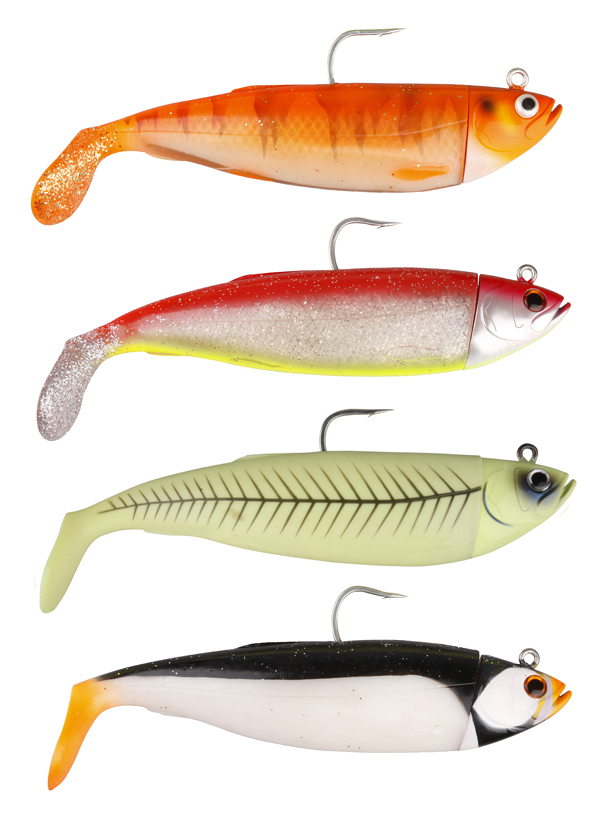 best bait and how to cut it for coral trout