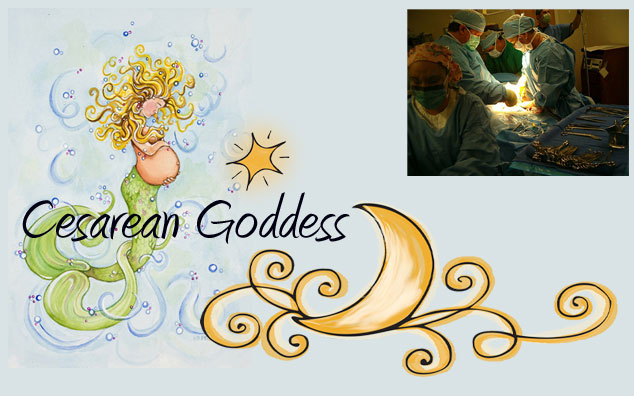 Cesarean Goddess