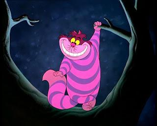 Cheshire Cat (Gato Risón)