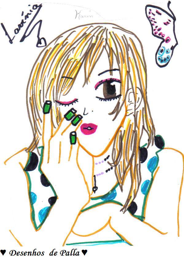 Desenhos de Palla