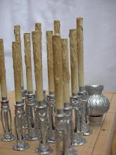 Juego candeleria y jarra entrevarales.