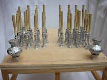 Proximo proyecto miniatura palio,candeleria y jarras.