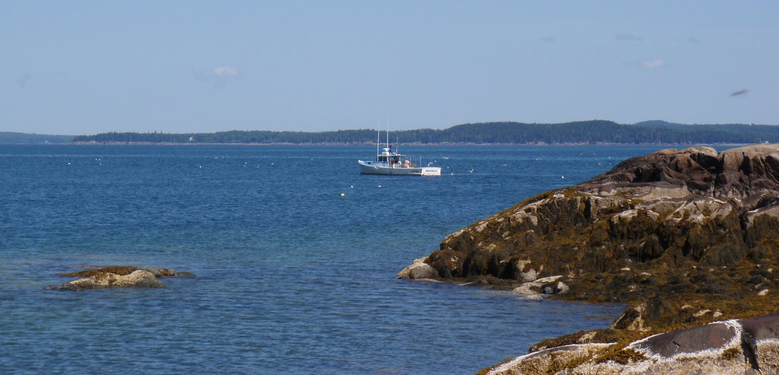 PenobscotPaddles: Bar Harbor to the Hop (Maine)