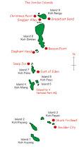Similan Map