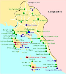 Map of Trat