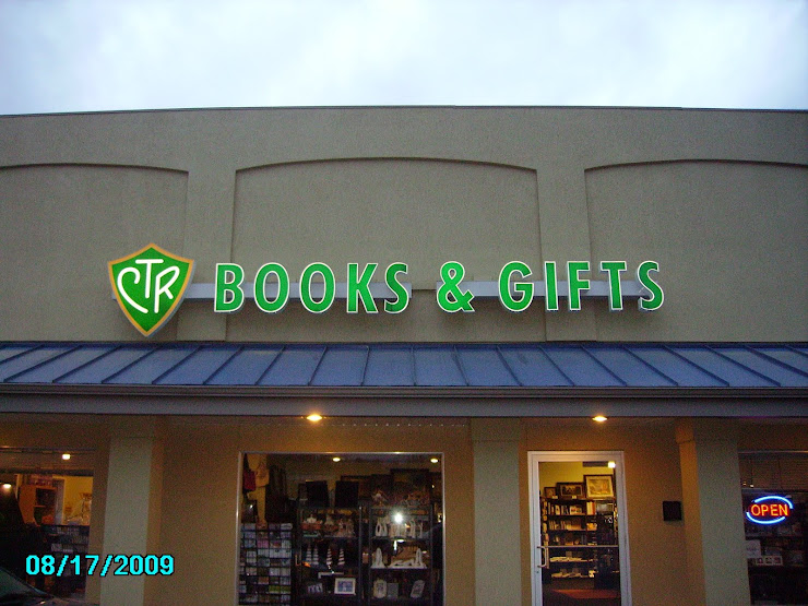 CTR Books Gifts
