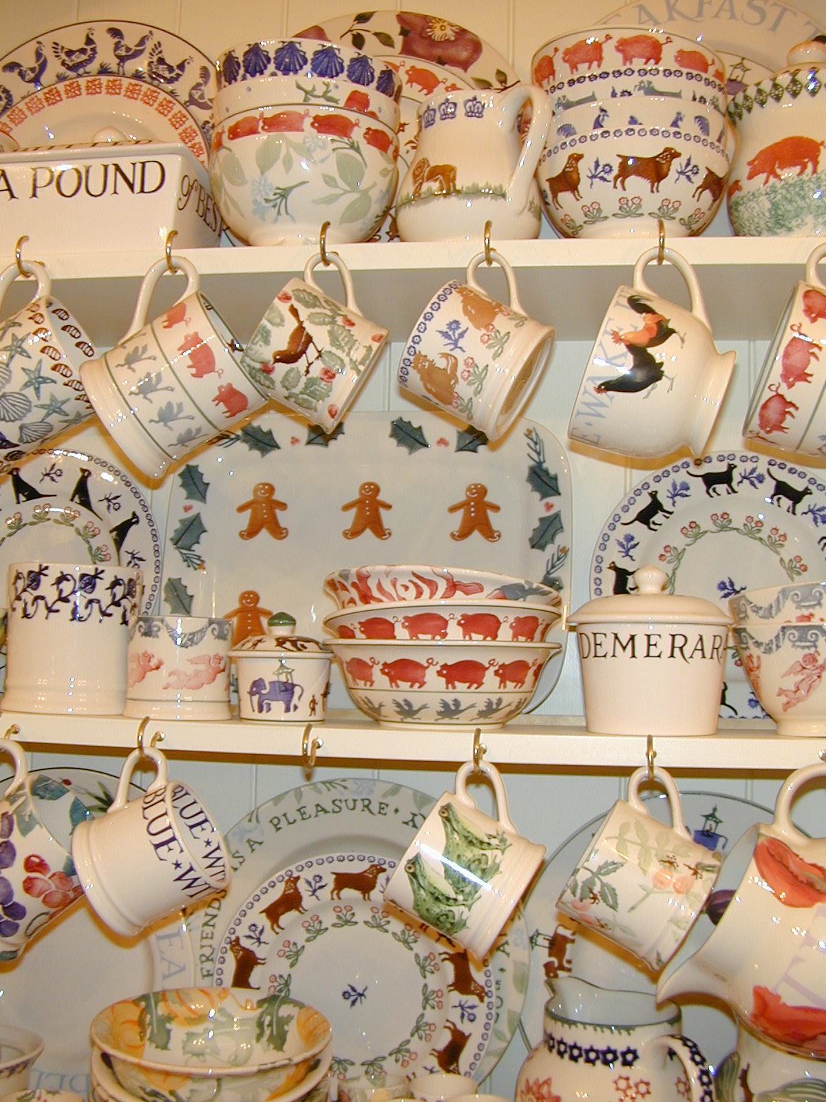 Annabelle Serendipity Emma Bridgewater Pottery