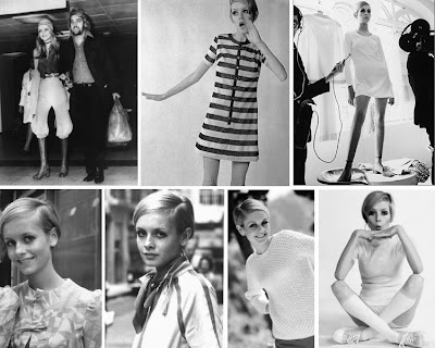 60s Icon Twiggy