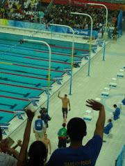 I got a pix of Michael Phelps