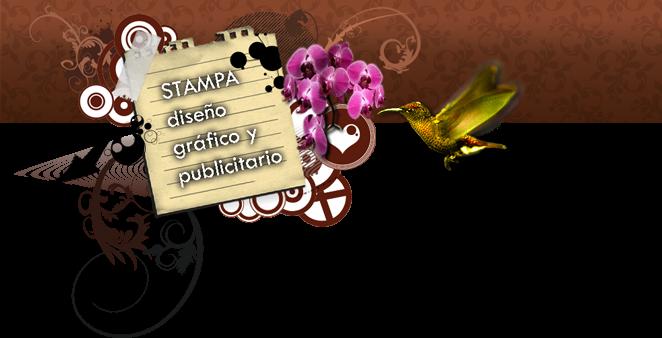 STAMPA, diseño gráfico y publicitario