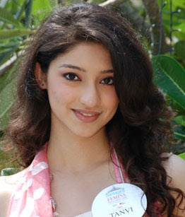 Tanvi Vyas - Femina Miss India Earth 2008