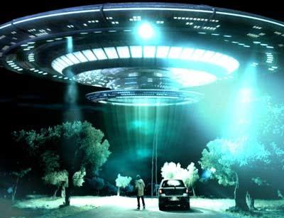 Visita de extraterrestres al mundo