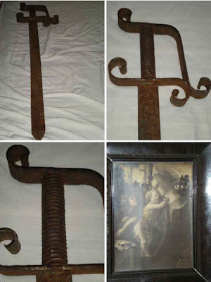 Venta espada de David