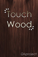 TouchWood - Touch on Wood iPhone App
