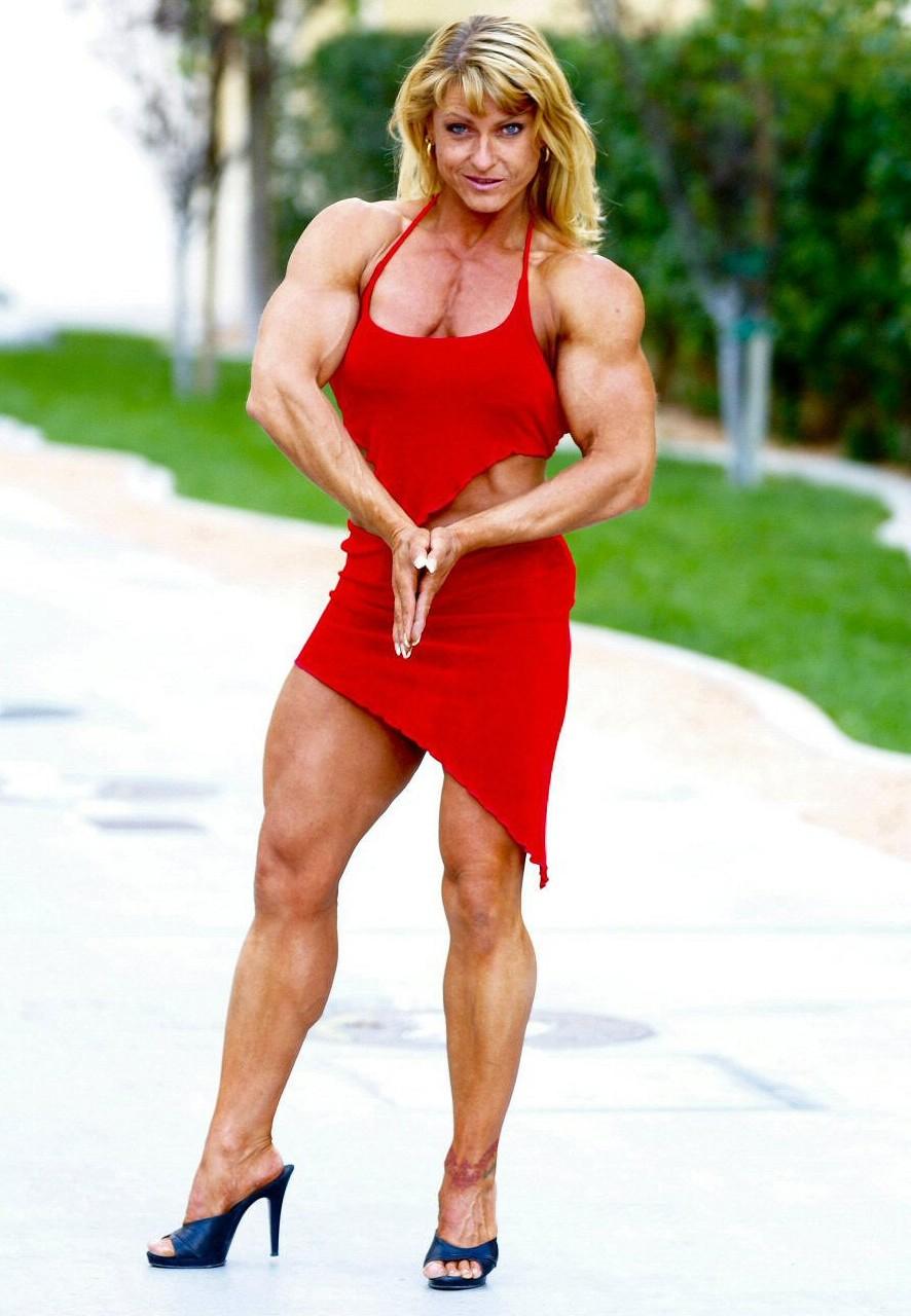 Emery Miller | Fitness models female, Muscle women, Gym women