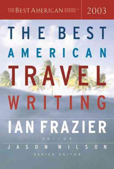 best american essay 2003