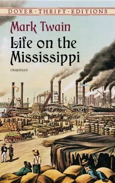 mark twain life on the mississippi essay In two views of the river, an excerpt from mark twain's life on the mississippi, twain comes to the realization of the realities of the river after a life along.