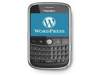 Wordpress Application For Blackberry