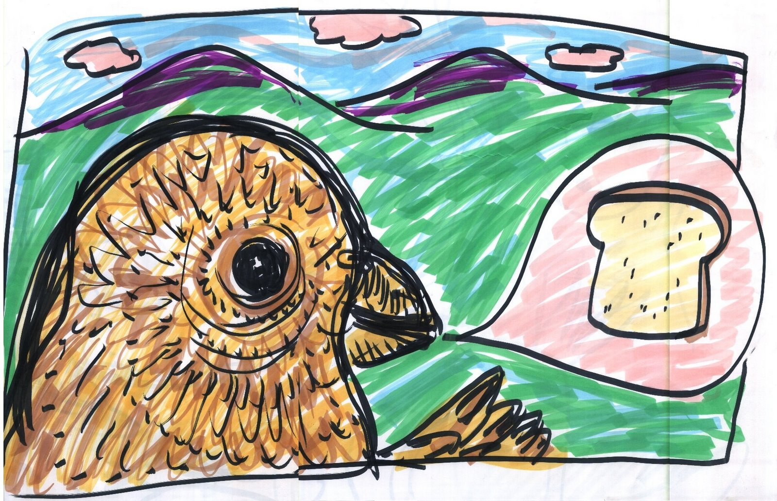 [bird+toast+talkin]
